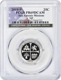 Certified National Park Quarters