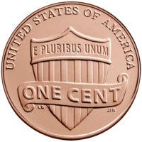Lincoln Cents Shield