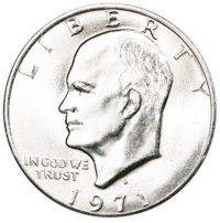 BU and Proof Eisenhower Ike Dollars