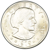 BU Susan B Anthony Dollars SBA