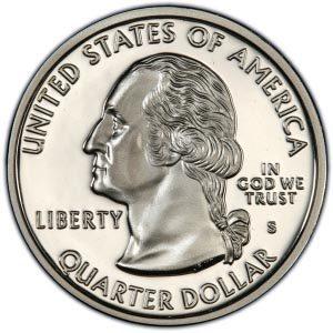 2007 S 25C Clad Montana Quarter PCGS PR69DCAM