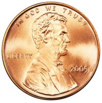 Satin Finish Lincoln Cents
