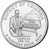 Clad and Silver Proof Territory Quarters