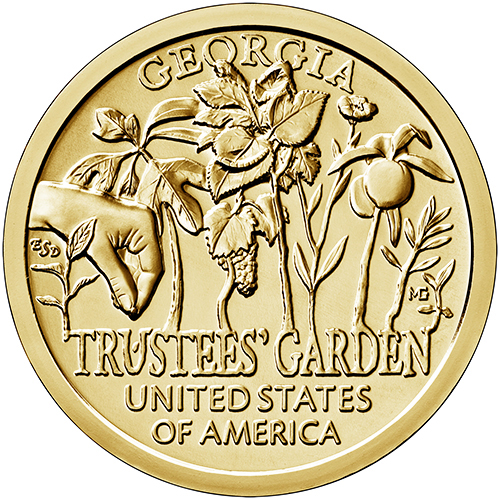 2019 Georgia American Innovation Dollars Trustees Garden