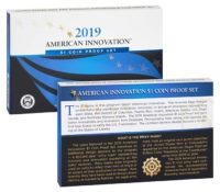 American Innovation Dollar Proof Sets