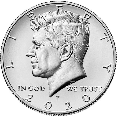 2020 Kennedy Half Dollars