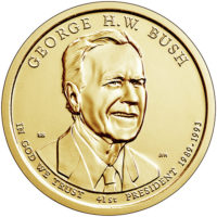BU, Satin Finish and Proof Presidential Dollars