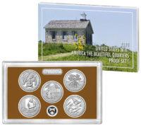 Clad Quarter Proof Sets