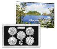 Silver Quarter Proof Sets