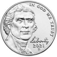 BU Jefferson Nickels